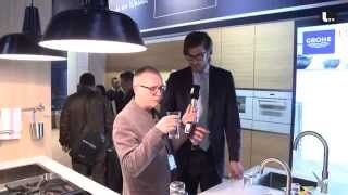 GROHE @ imm cologne 2015 LIFESTYLE TV Video