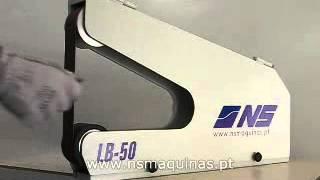 Multifunkční stolní pásová bruska NS LB50