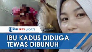 Sempat Dapat Teror, Ibu Kadus di Bulukumba Ditemukan Tewas Bersimbah Darah di Rumah, Diduga Dibunuh