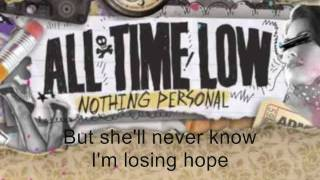 All Time Low Lost In Stereo With Lyrics