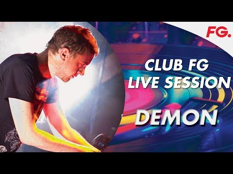 DEMON | LIVE | CLUB FG | DJ MIX | RADIO FG