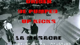 Origen De Pumped Up Kicks (Loquendo) Masacre De Columbine En Español