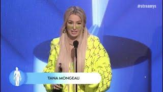 Tana Mongeau Wins the Award for Creator of the Year | Streamy Awards 2019