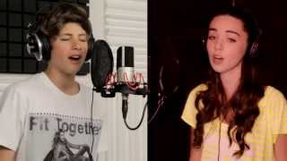 """Popular Song mika ariana grande"" ,,,Studiocover Mara Paparau ft Alexandru"