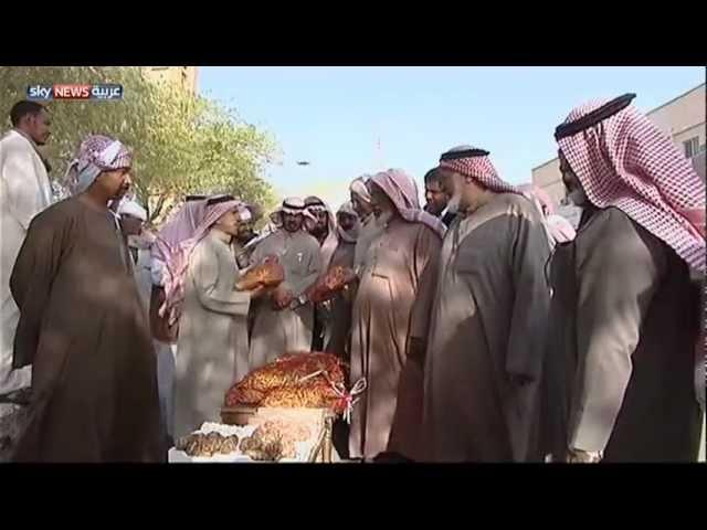 إقبال السعوديين على تناول الجراد المشوي