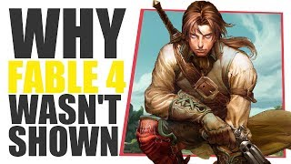 Where The F**K Was FABLE 4 at E3 2018!?!