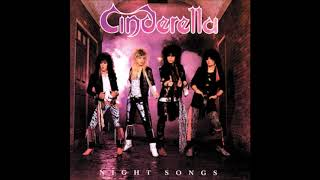 Cinderella nothin`for nothin   ( Night Songs 1986)
