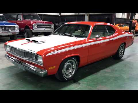 Video of '72 Duster - QQJX