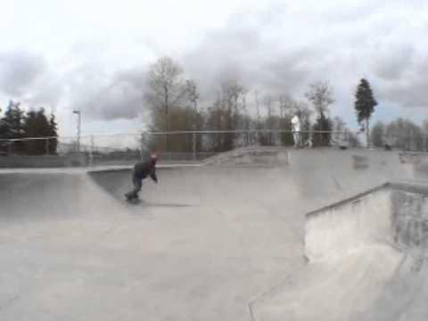 Everett Skatepark Session 2005