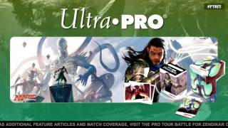 Pro Tour Battle for Zendikar Round 2 (Draft): Paulo Vitor Damo Da Rosa vs. Shaun McLaren