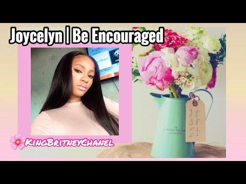 Dear Joy | Words of Encouragement