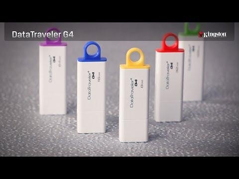 Kingston 64GB DataTraveler G4 USB3.0