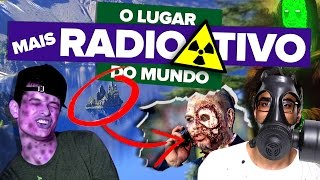 O LUGAR MAIS RADIOATIVO DO MUNDO - LAGO KARACHAI