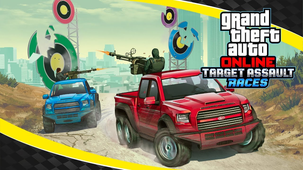 GTA Online - Target Assault Races Trailer - System Requirements