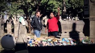 LA TUMBA DE NACHITO (MEXICO)   Capítulo Estreno De Voces Anónimas V Con Guillermo Lockhart