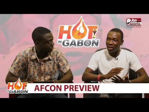 AFCON 2017: Hot in Gabon (Episode 2)