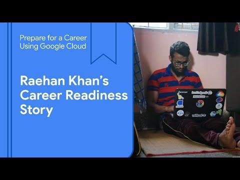 Raehan Khan - A Career Readiness Story - YouTube