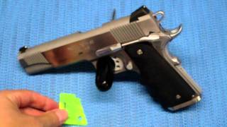 Idiot Scratch Prevention Tool for 1911
