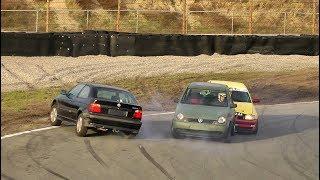 Crash, Crazy Drivers & Fails 09.02.2019 Vrij Rijden Zandvoort