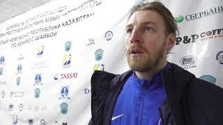 Михаил Качулин: «Тренеры просили не отходить от заданного рисунка игры»