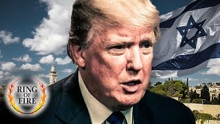 Gaza Protests and Trump's Embarrassing Embassy Move to Jerusalem | Kholo.pk