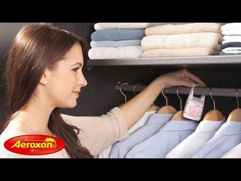 Aeroxon Langzeit-Mottenschutz – sicher wirksam gegen Kleidermotten