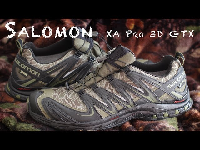 salomon xa pro 3d gtx zwart 40