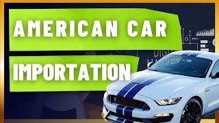 Importer Une Voiture Américaine, Achat Vente Automobile - Turbo