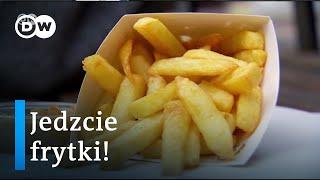 Sposób na koronakryzys? Każą Belgom jeść frytki dwa razy w tygodniu