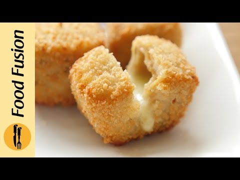 Chicken Cheese Cubes Recipe By Food Fusion