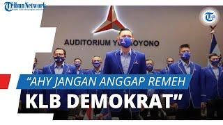 Minta AHY Cs Jangan Anggap Remeh Isu KLB, Pengamat: Demokrat Identik dengan Kudeta