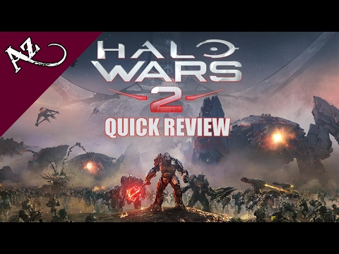 Halo Wars 2 - Review (Xbox One) video thumbnail