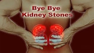"""Only 1 ingredient get rid of kidney stones """"overnight"""""""