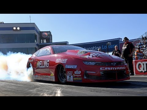 Erica Enders rockets to the top in Charlotte