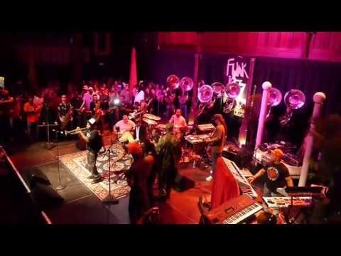 FunkJazz Kafé Arts & Music Festival (July 13, 2013) - Kebbi Williams & The Wolf Pack [All Angles]