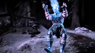 Mortal Kombat X brain freeze faction kill