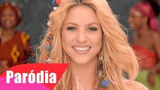 Paródia de Waka Waka, Shakira ensina a fazer um ritual para o Brasil levar o hexa, será que vai funcionar? Não esqueça do like que é importante.   ►Siga nosso Instagram: https://instagram.com/gustavoparodias... ► Curta nossa Página:  https://pt-br.facebook.com/GustavoPar...  ► Contato Comercial: contatogustavoparodias@gmail.com  Cantores: Antony Gustavo Firmino  Gleison Firmino