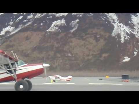 Maules at May Day Fly-in Valdez, AK 2009