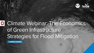 Webinar: The Economics of Green Infrastructure: Strategies for Flood Mitigation