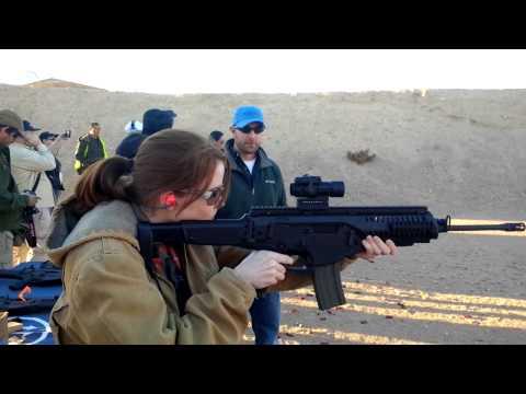 Beretta ARX-100 quick shots