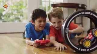 Nuotoliniu pultu valdomas RC automobilis | Tire Twister | Little Tikes