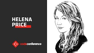 I was a techie, but... | Helena Price, Photographer | Code Conference 2016