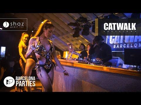 CatWalk Club Barcelona Nightlife - Best parties in the best club