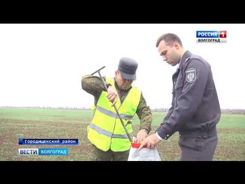 О состоянии земель в Волгоградской области
