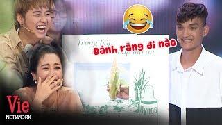 Cười mệt mỏi với màn quảng cáo kem đánh răng của Mạc Văn Khoa | Ký Ức Vui vẻ Mùa 2