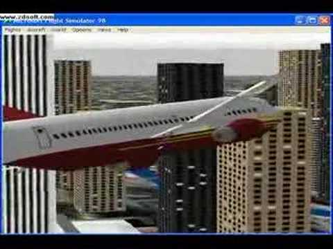 Flight Simulator 98 PC