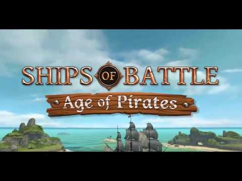 Vídeo do Ships of Battle Age of Pirates