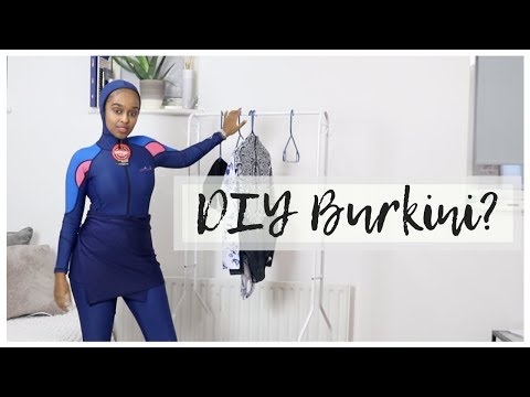 THE ULTIMATE DIY BURKINI (did I succeed against the burkini monopoly?) | Under £25 | Modest Swimwear
