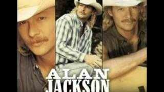 Alan Jackson - I Slipped And Fell In Love