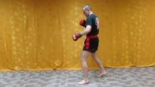 Тайский бокс - Удар СУПЕРМЕНА - Как, куда и зачем бить?